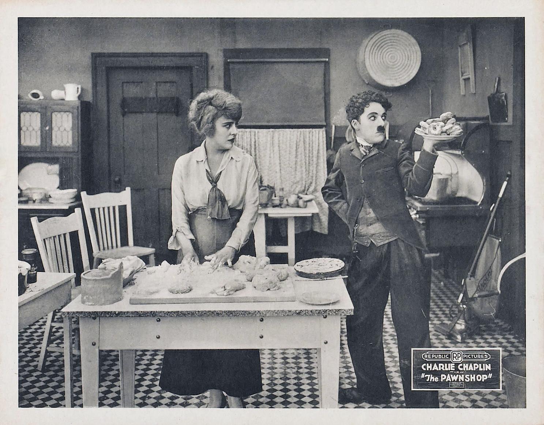 Pawnshop, The (1916)