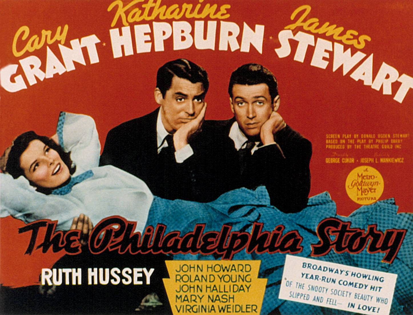 an analysis of george cukors the philadelphia story The definitive biography of master director george cukor—a new york and—in ten films, among them the philadelphia story and adam's rib—his lifelong friend.