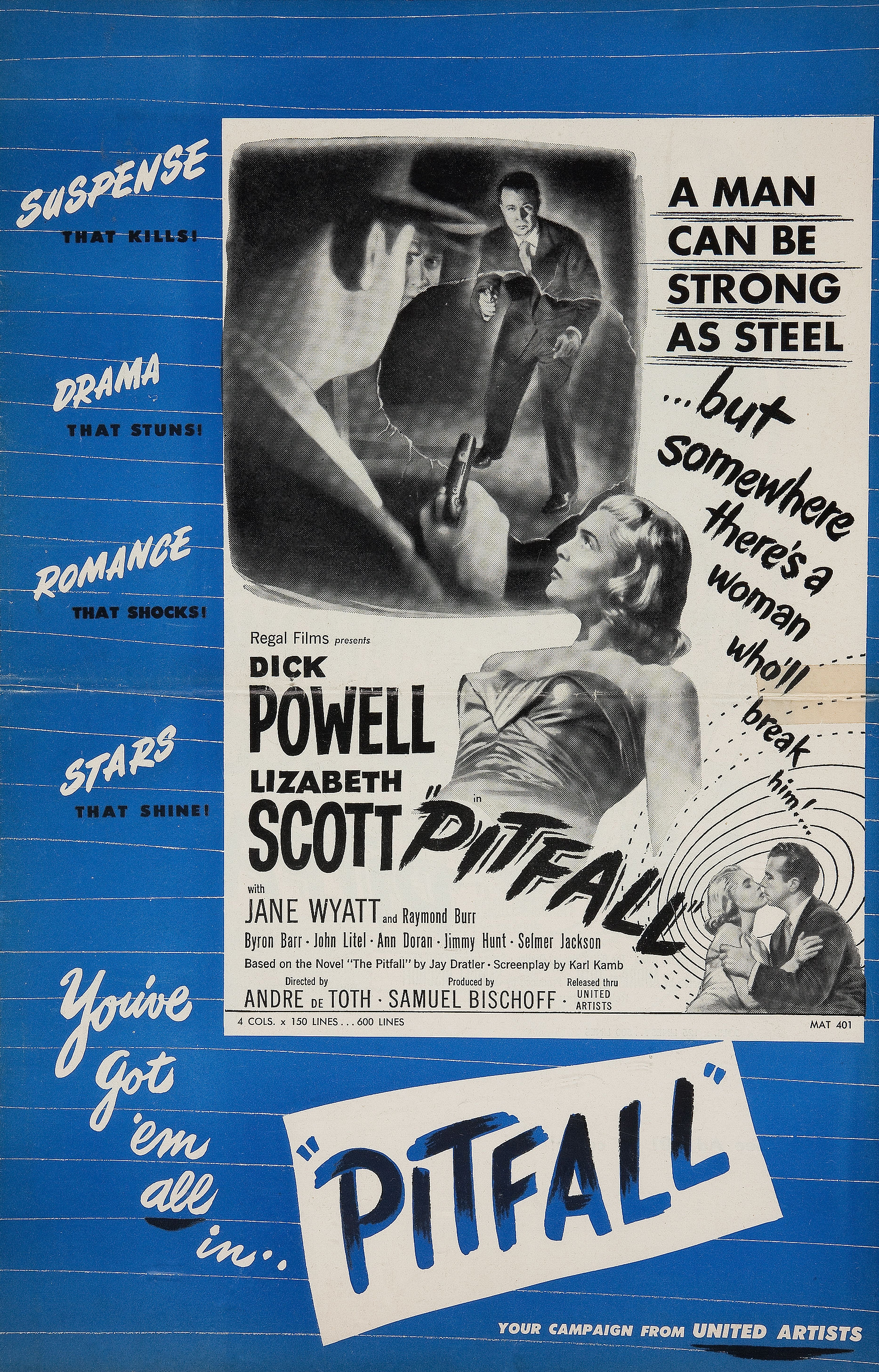 Wild About Harry >> Pitfall (1948)