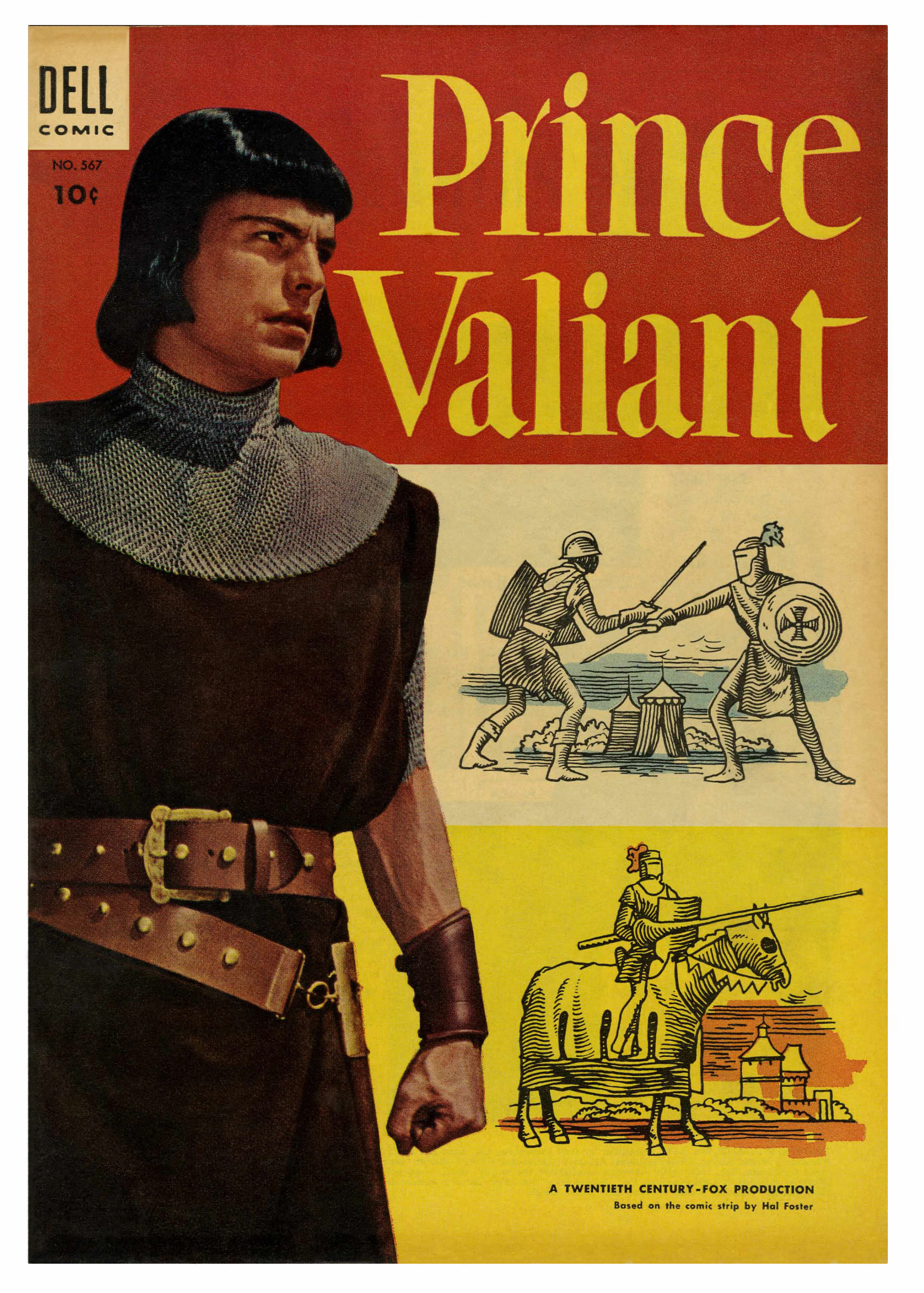 Prince Valiant in the Days of King Arthur by Hal Foster (1974, Hardcover)