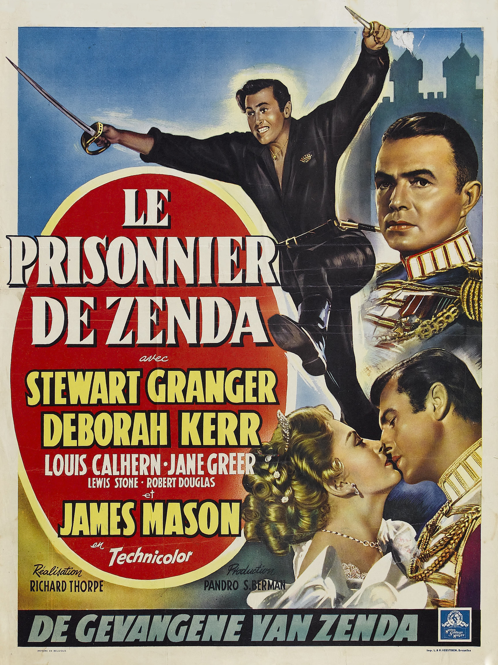 The Prisoner of Zenda ( film)