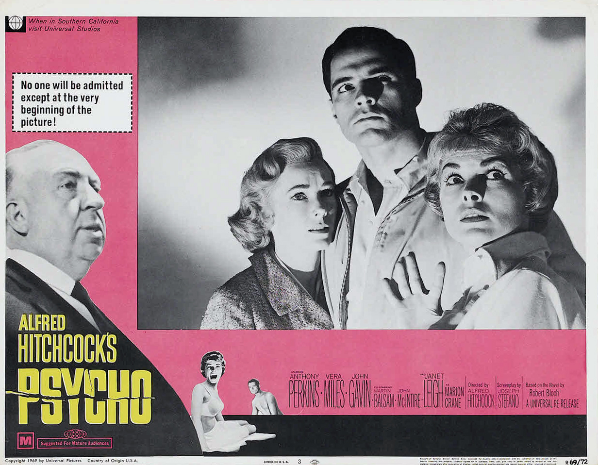an analysis of hitchcocks psycho Known by many as the master of suspense, alfred hitchcock proves he's earned  this nickname with each of his horror films in psycho, he.