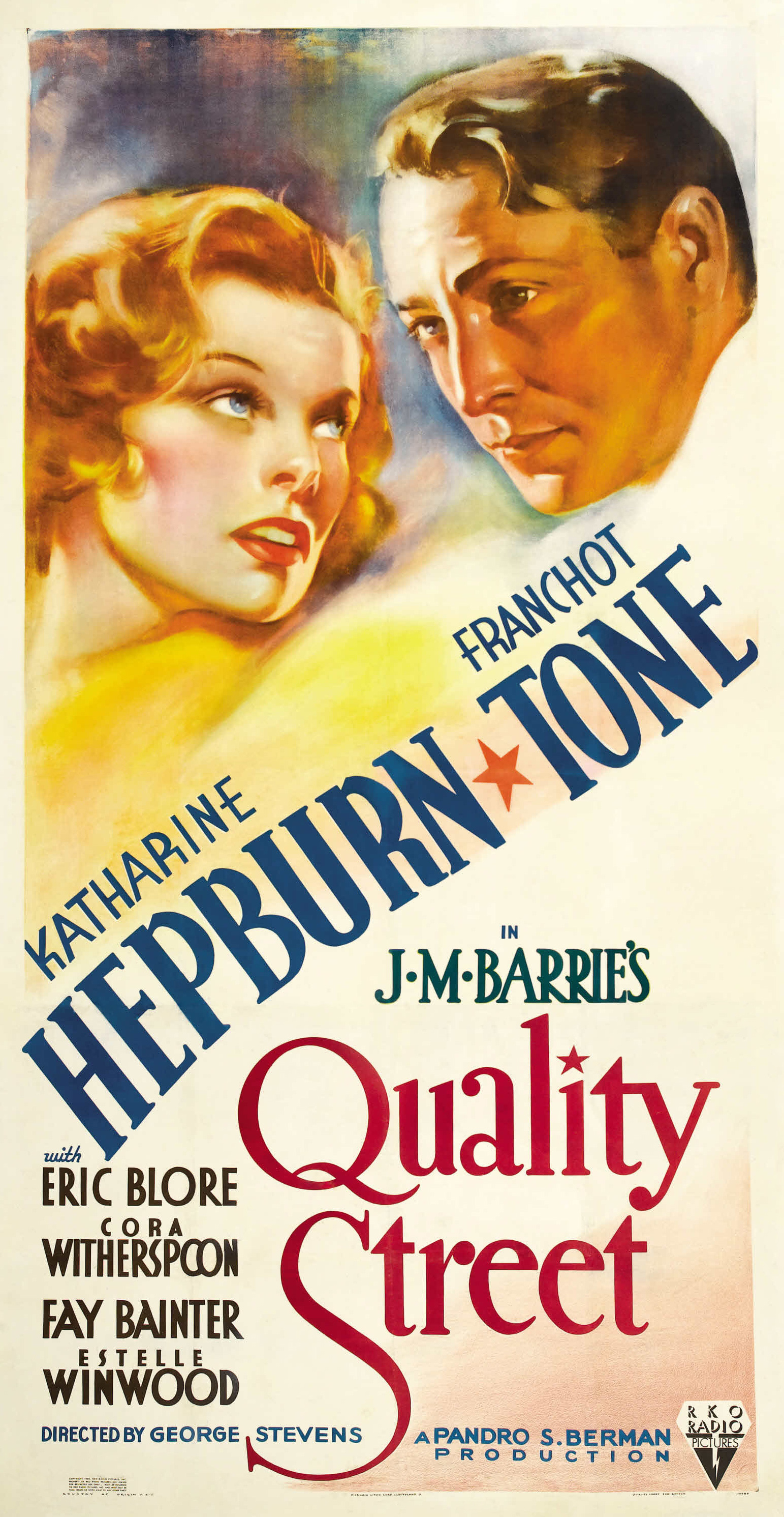 Image result for Quality Street 1937