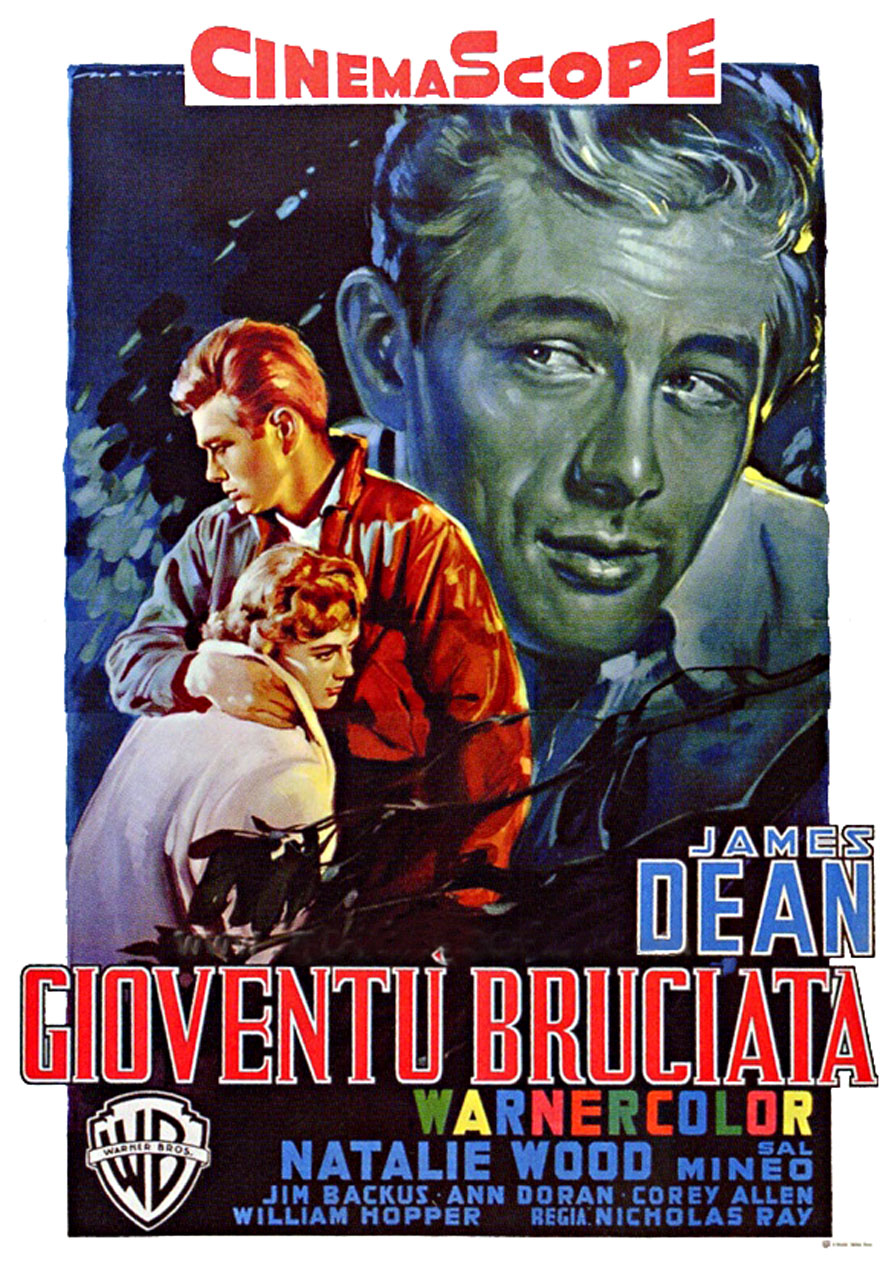dean wood mineo rebel without a cause
