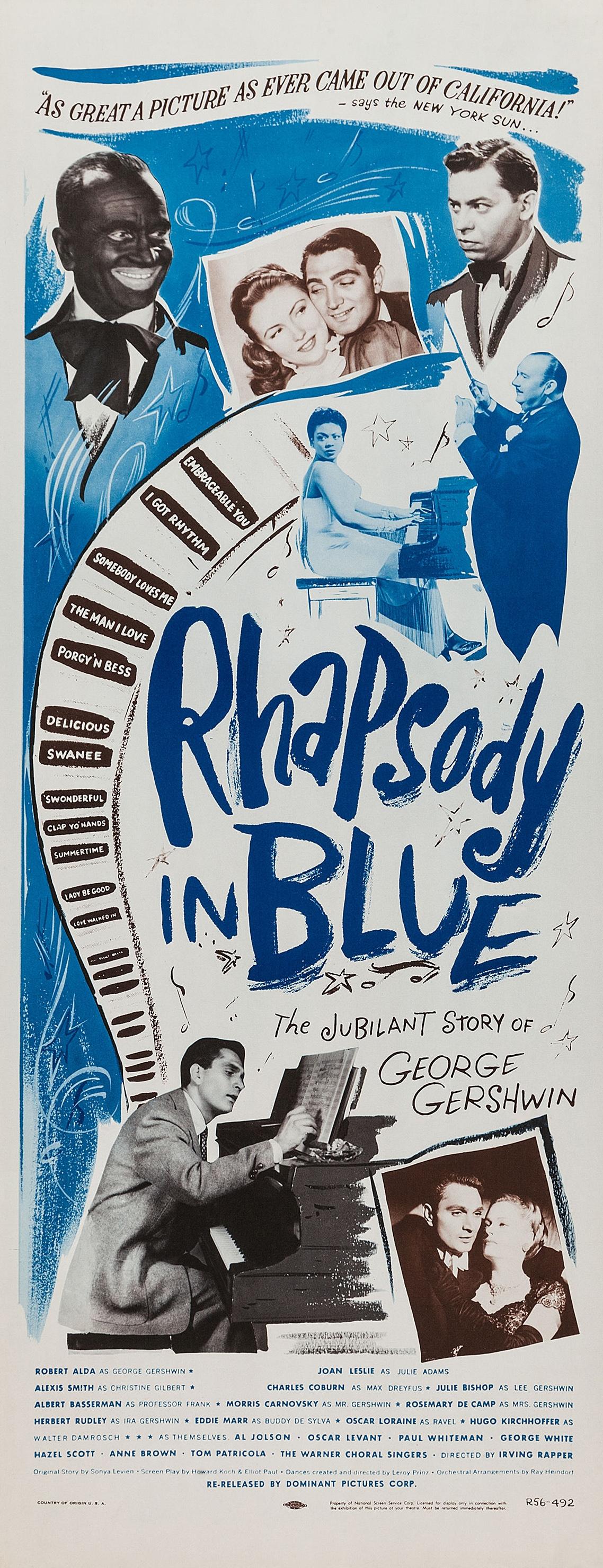 Rhapsody In Blue 55
