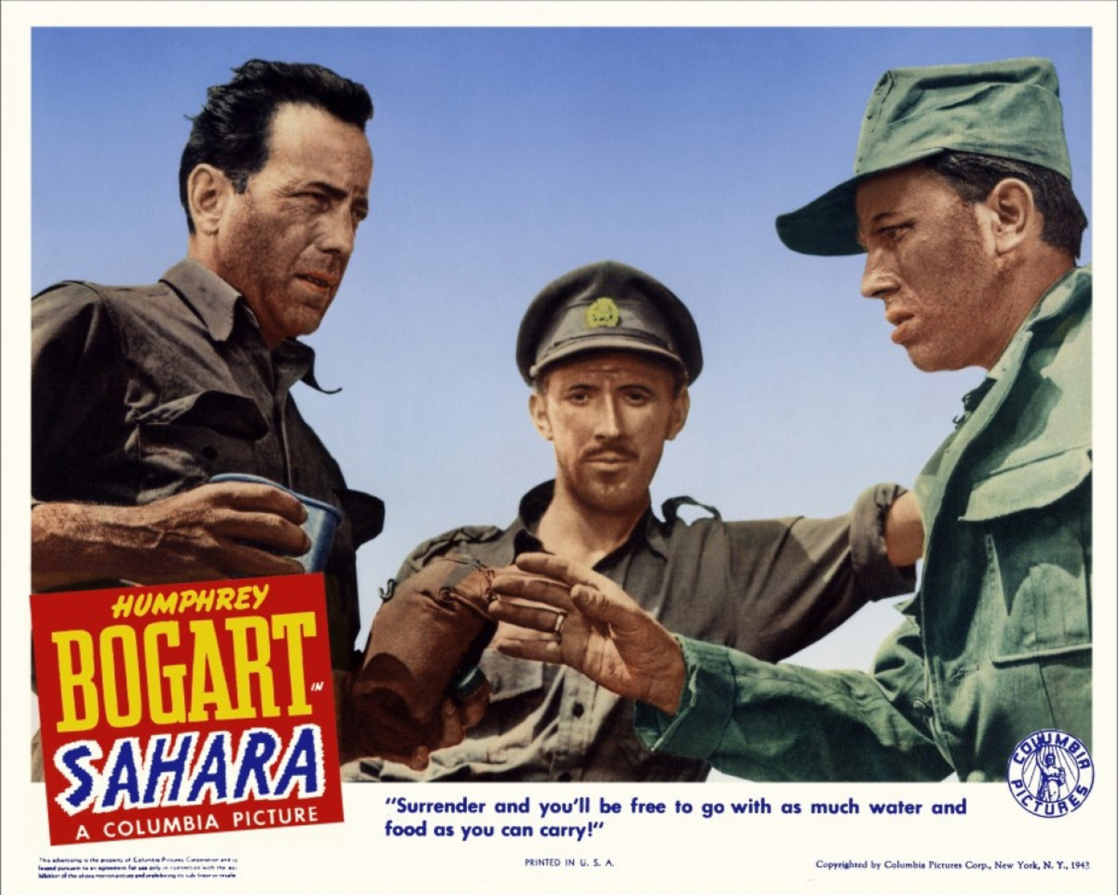 HR news items yield the following information about this film's production: In November 1942, it was announced that the film was to star Glenn Ford and ...