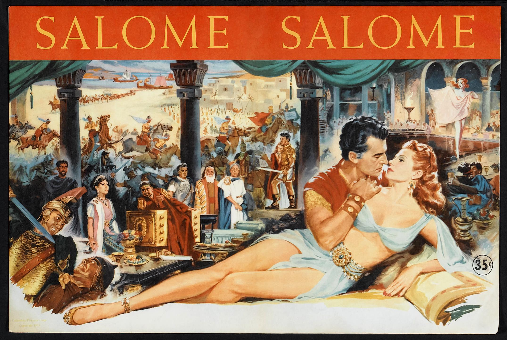Salome (1953 film) Salome 1953