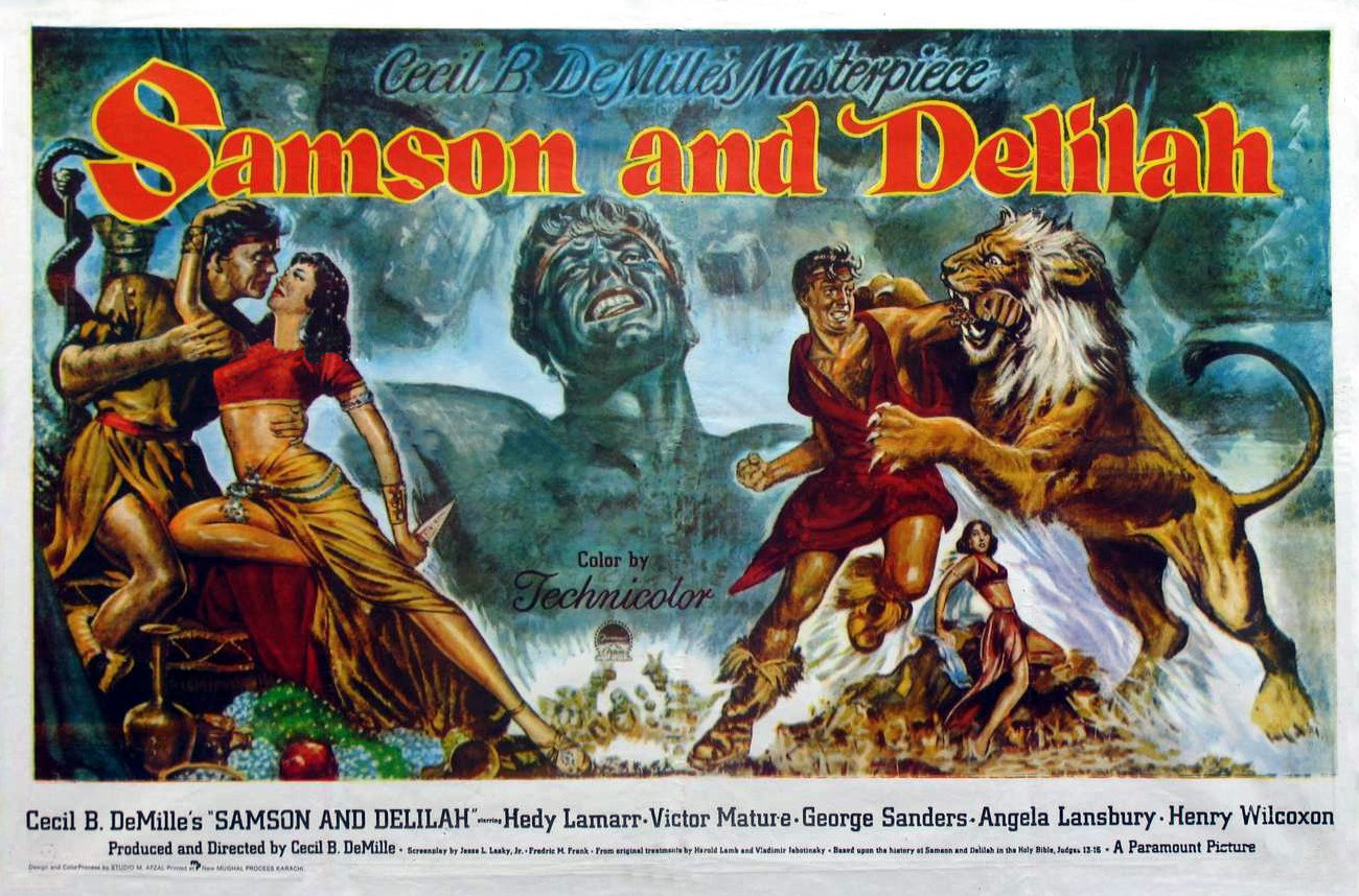 samson and delilah Listen to samson and delilah from middle of the road's greatest hits for free, and see the artwork, lyrics and similar artists.