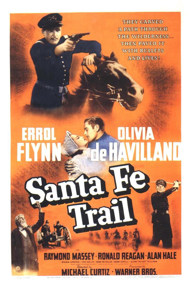 Santa Fe Trail (1940)
