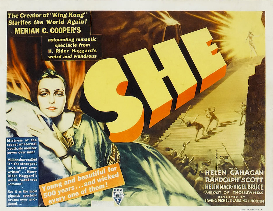 Image result for she 1935