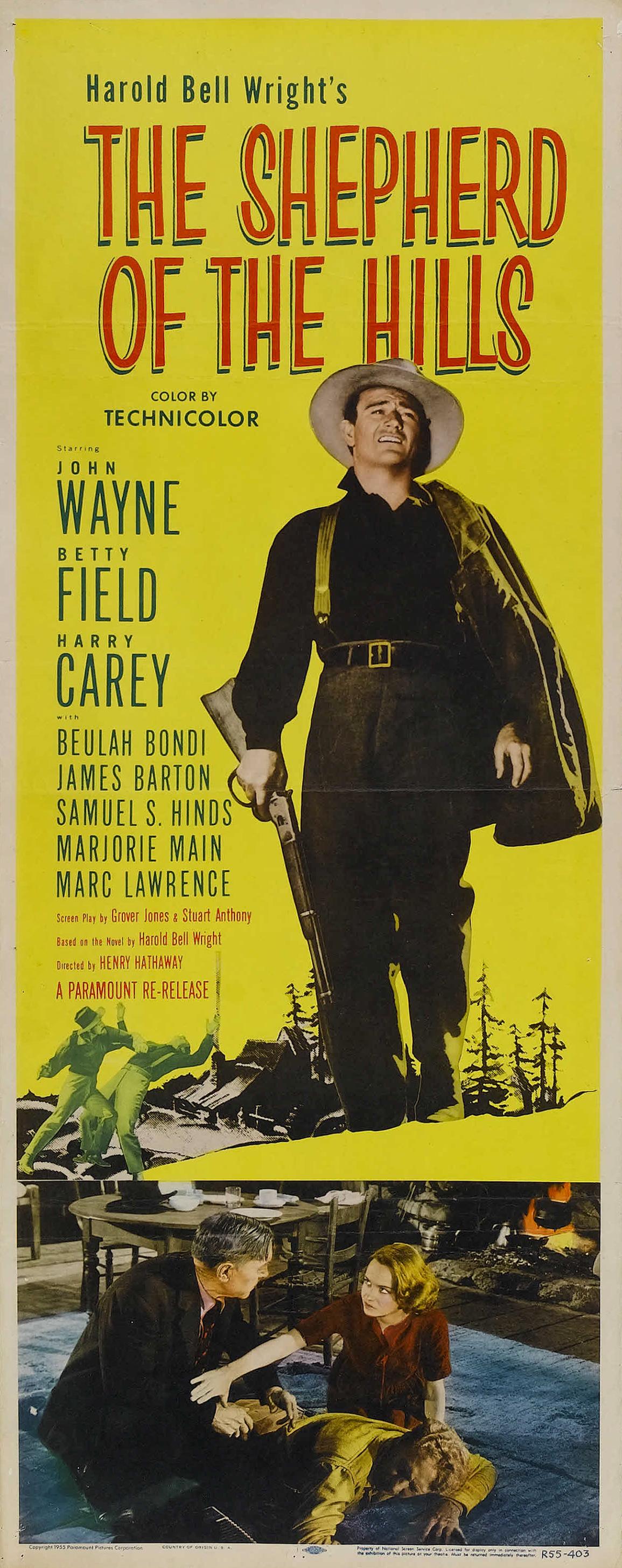 shepherd of the hills the 1941