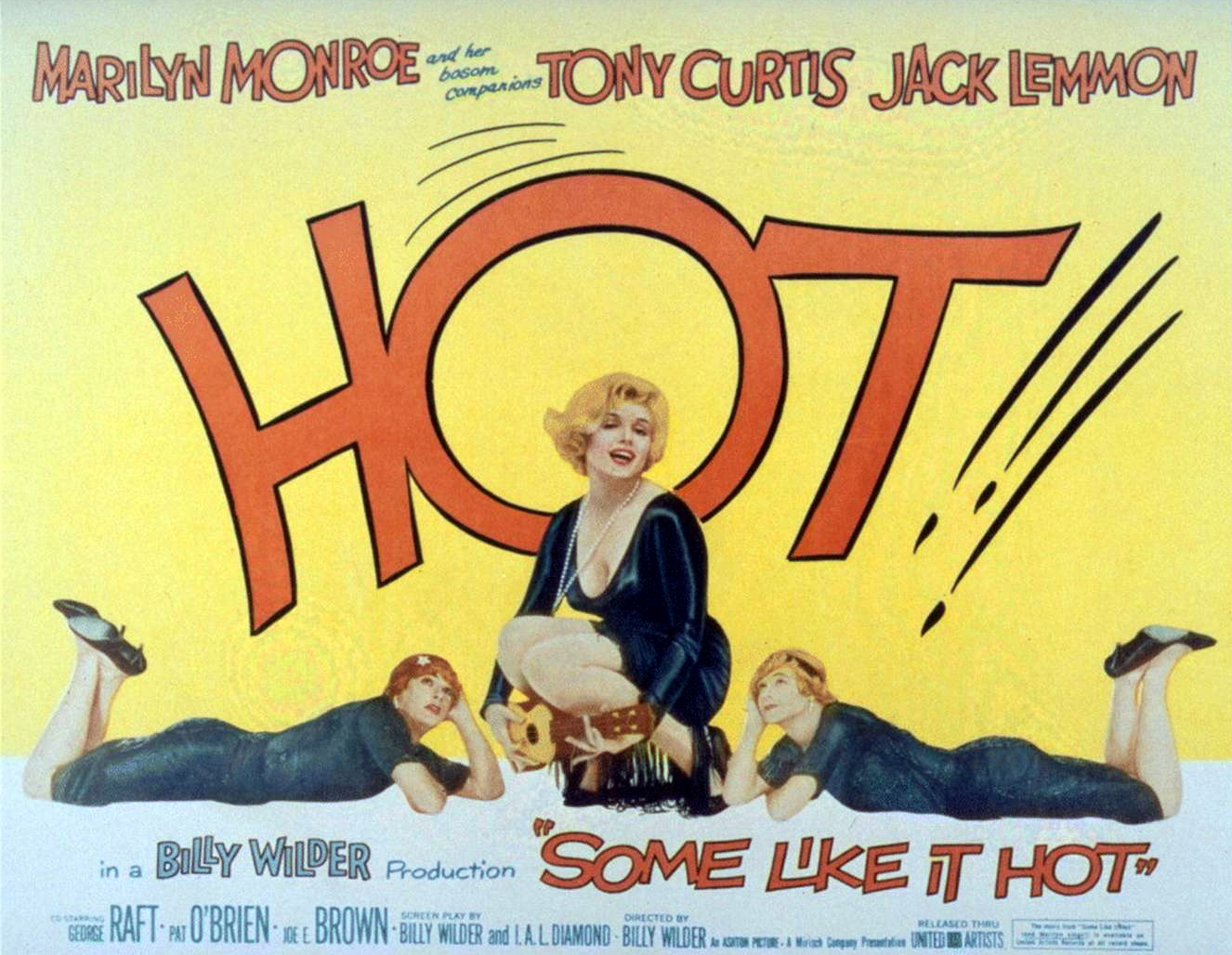 essay on some like it hot