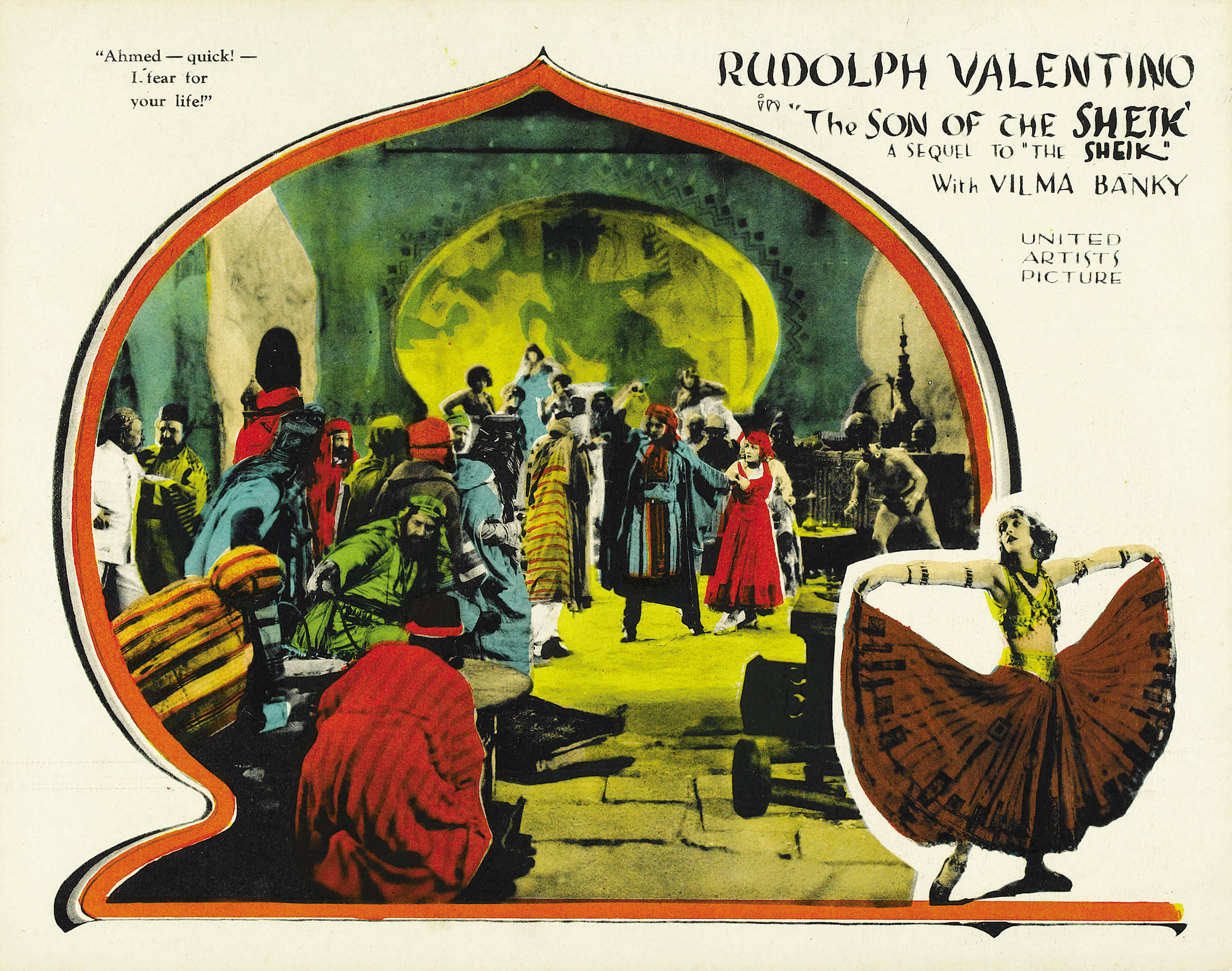 an introduction to the life of rudolph valentino the great lover and the sheik Rudolph valentino: dream lover the great lover of the twenties sneered at by bogart © 2014 bright lights film journal.