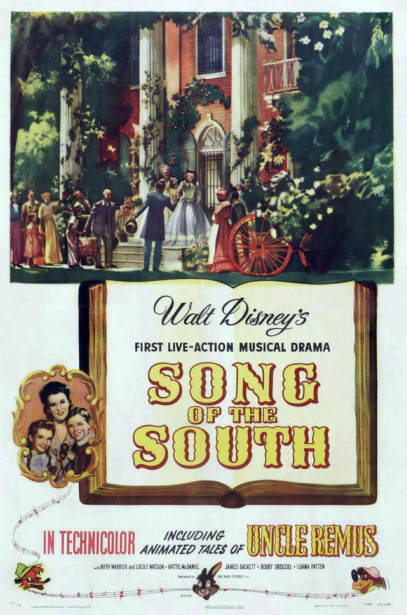 Song of the South  Song of the Sou...