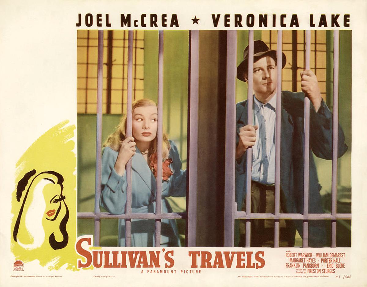 プレストン・スタージェス監督のサリヴァンの旅という映画
