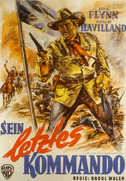 WESTERNS COWBOYS Poster%20-%20They%20Died%20With%20Their%20Boots%20On_12