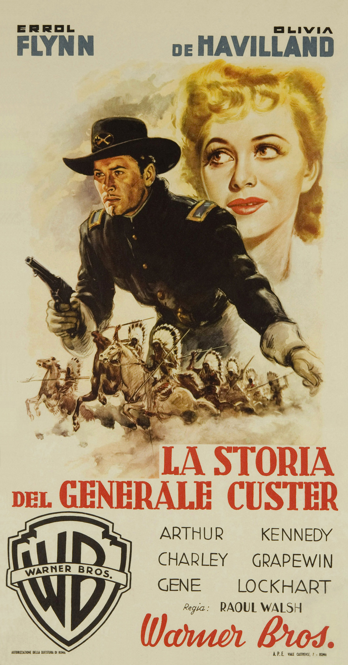WESTERNS COWBOYS Poster%20-%20They%20Died%20With%20Their%20Boots%20On_13
