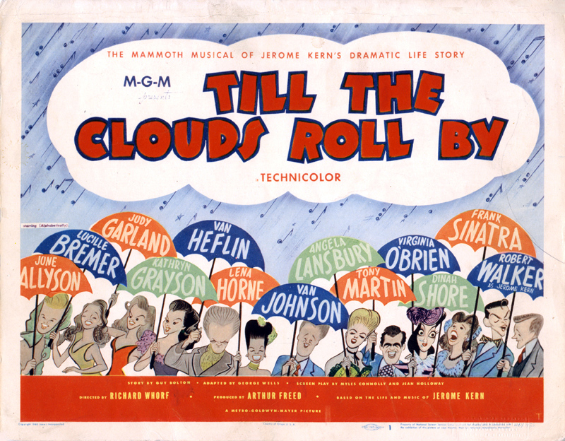 movie till the clouds roll by cast