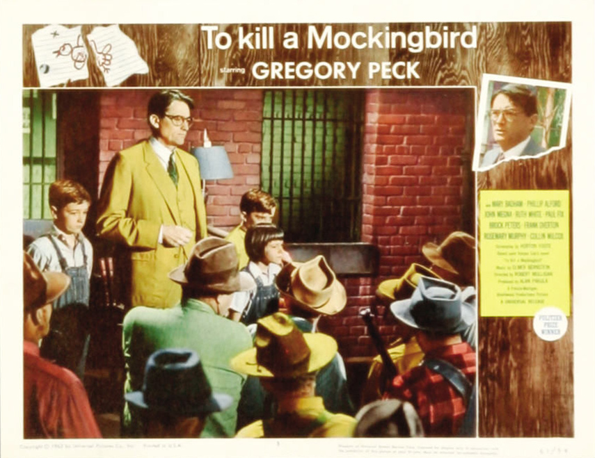 feature article to kill a mockingbird A vision into american racism: to kill a mockingbird after reading to kill a mockingbird from the literary features the author utilized within the.