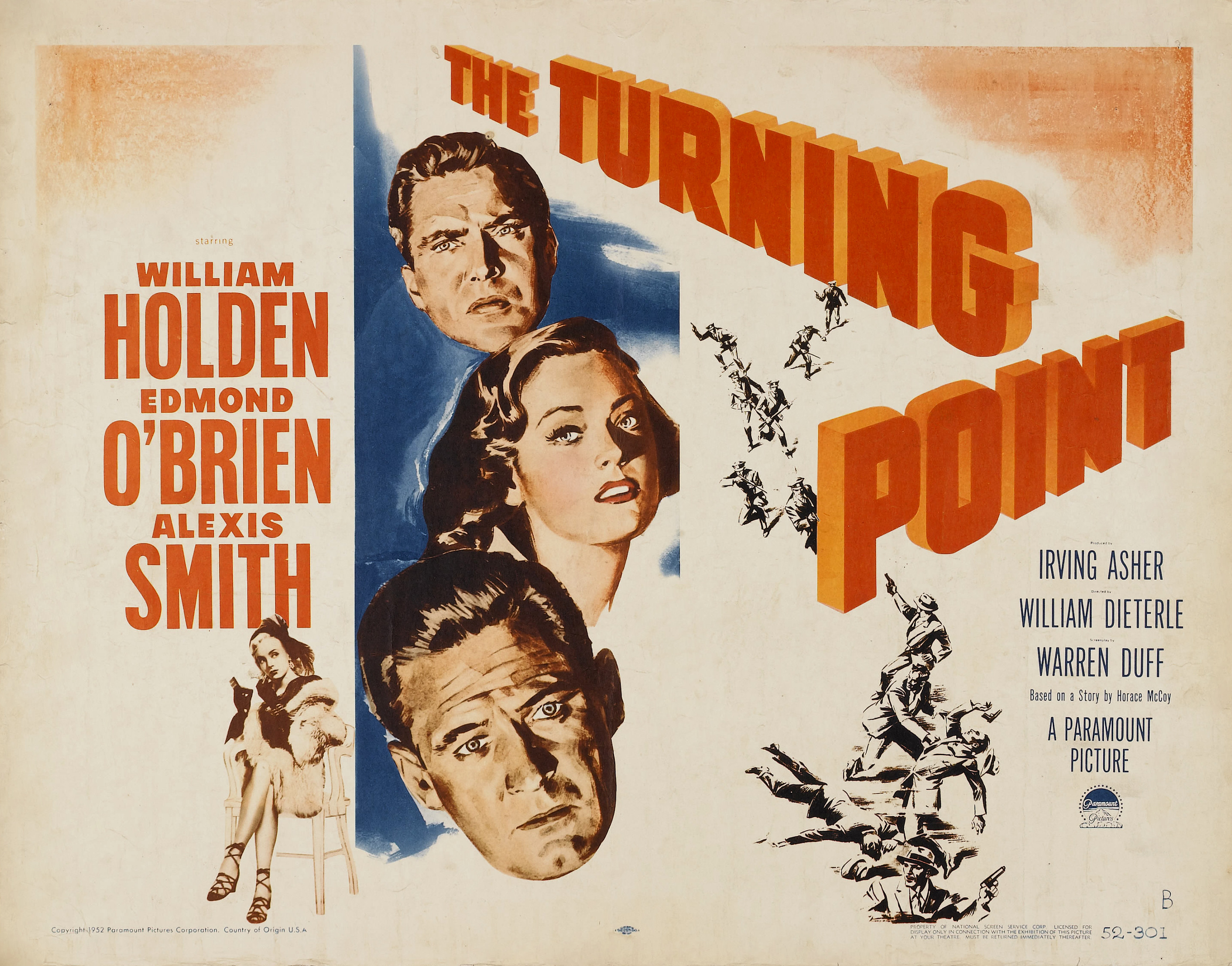 Turning Point, The (1952)