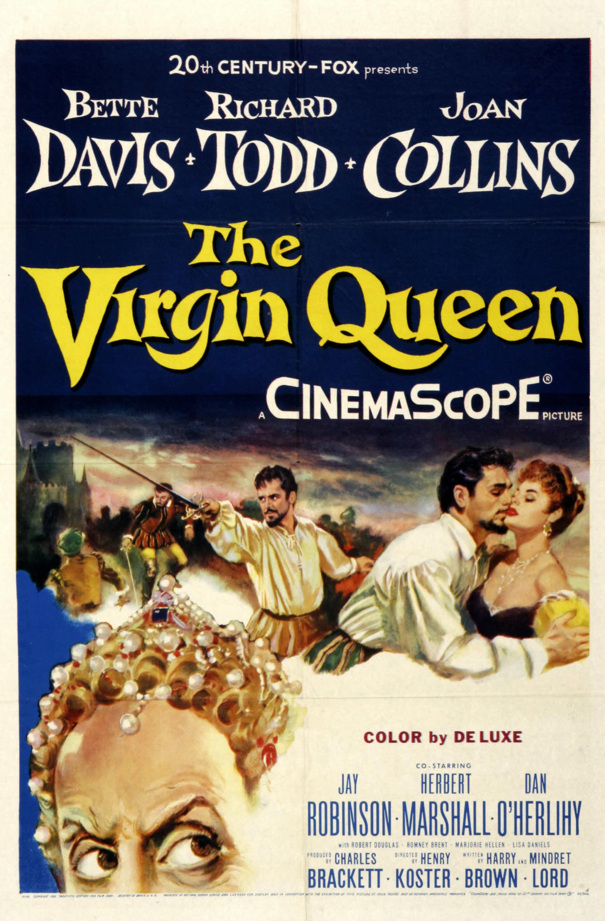virgin queen the