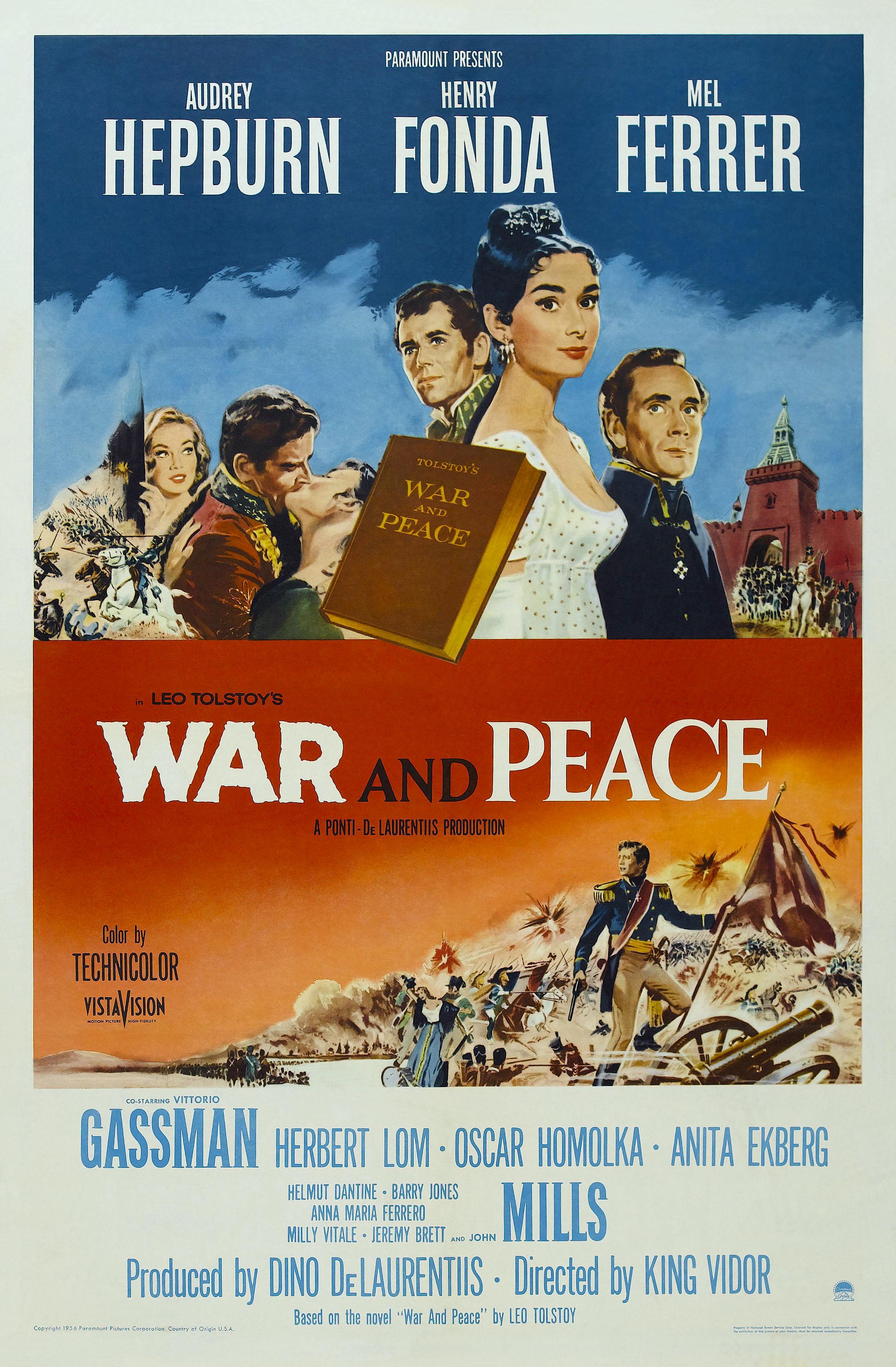 Фильм Война и мир