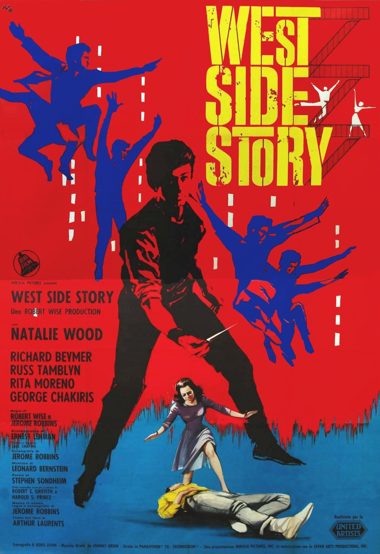 a summary of west side story Supersummary, a modern alternative to sparknotes and cliffsnotes, offers high-quality study guides that feature detailed chapter summaries and analysis of major.