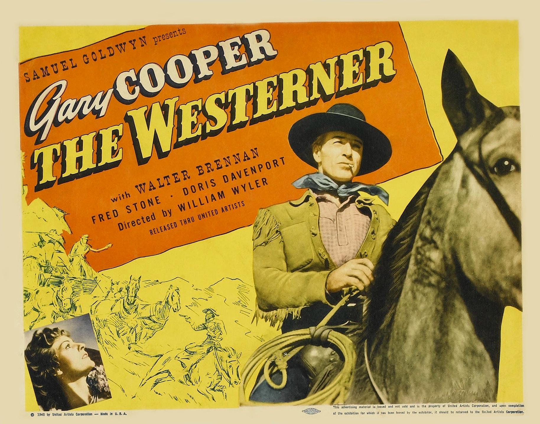 Westerner, The (1940)