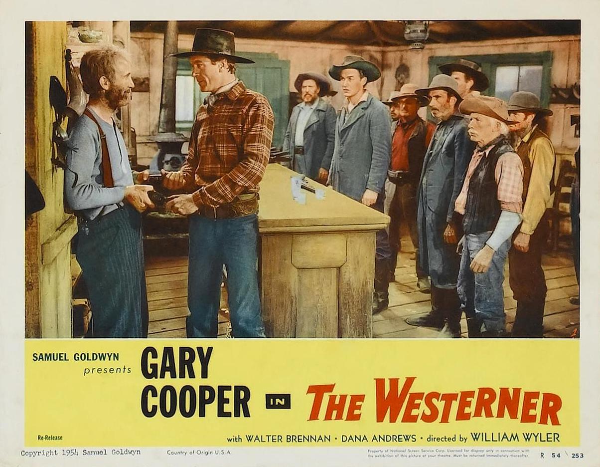 Westerner The 1940