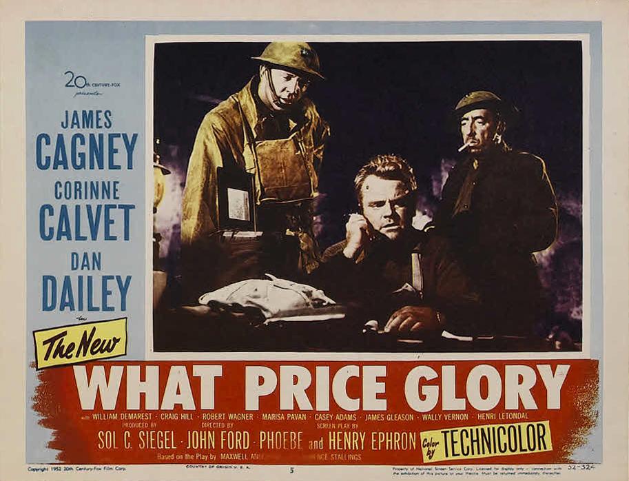 What Price Glory 1952