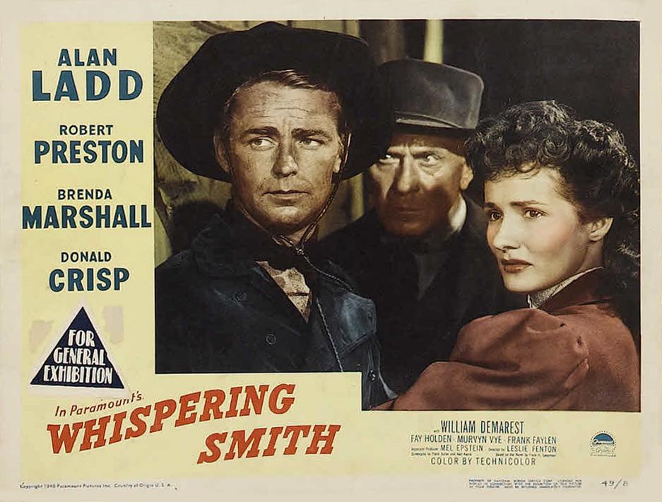 Whispering Smith 1948