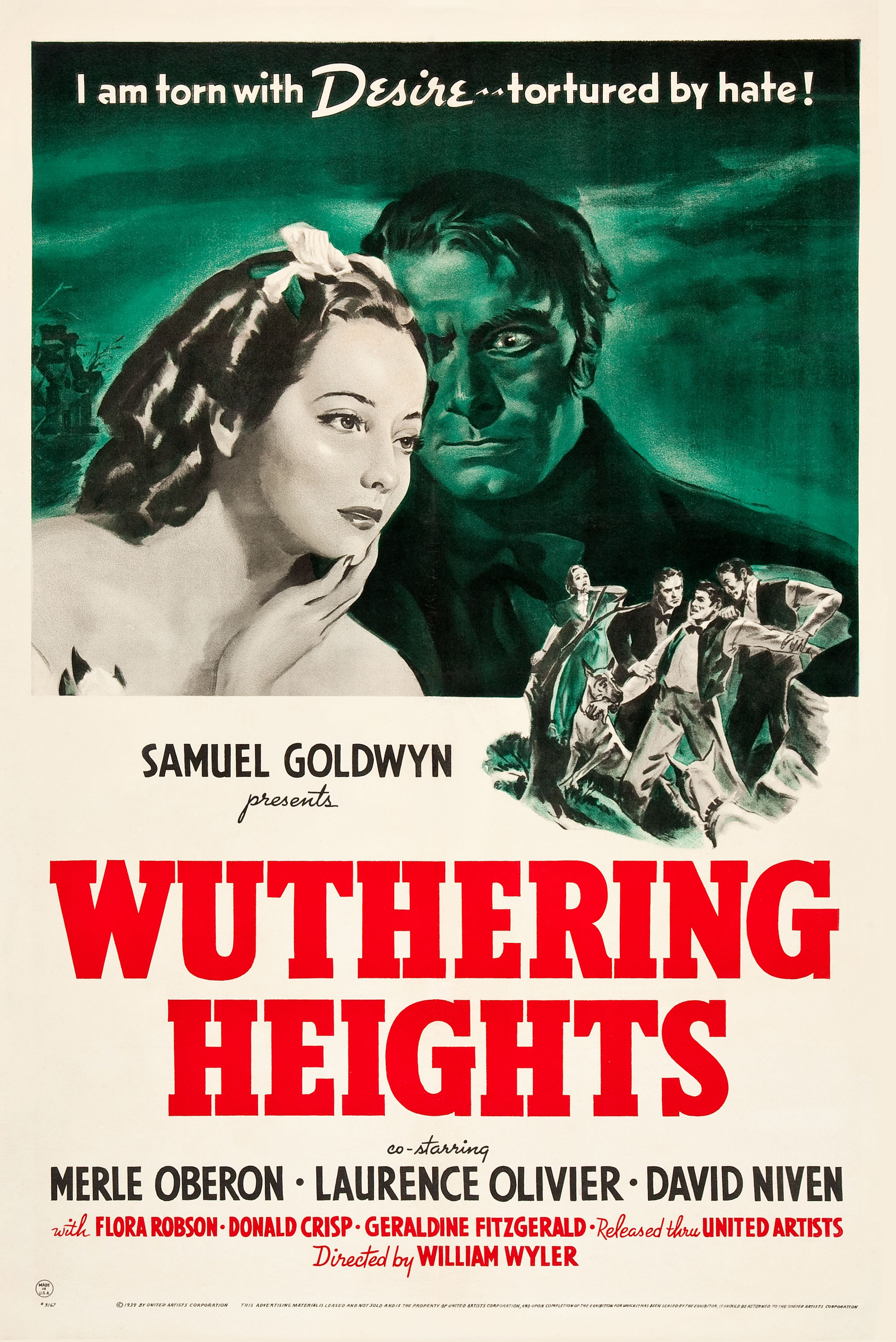 wuthering heights movie discussion Wuthering heights (1939) is director william wyler's somber tale of doomed and tragic love, conflicting passions, and revenge it is considered one of hollywood's all-time most romantic/drama classics filmed with haunting beauty, it is the first film dramatization of emily bronte's wildly passionate 1847 best-selling literary.