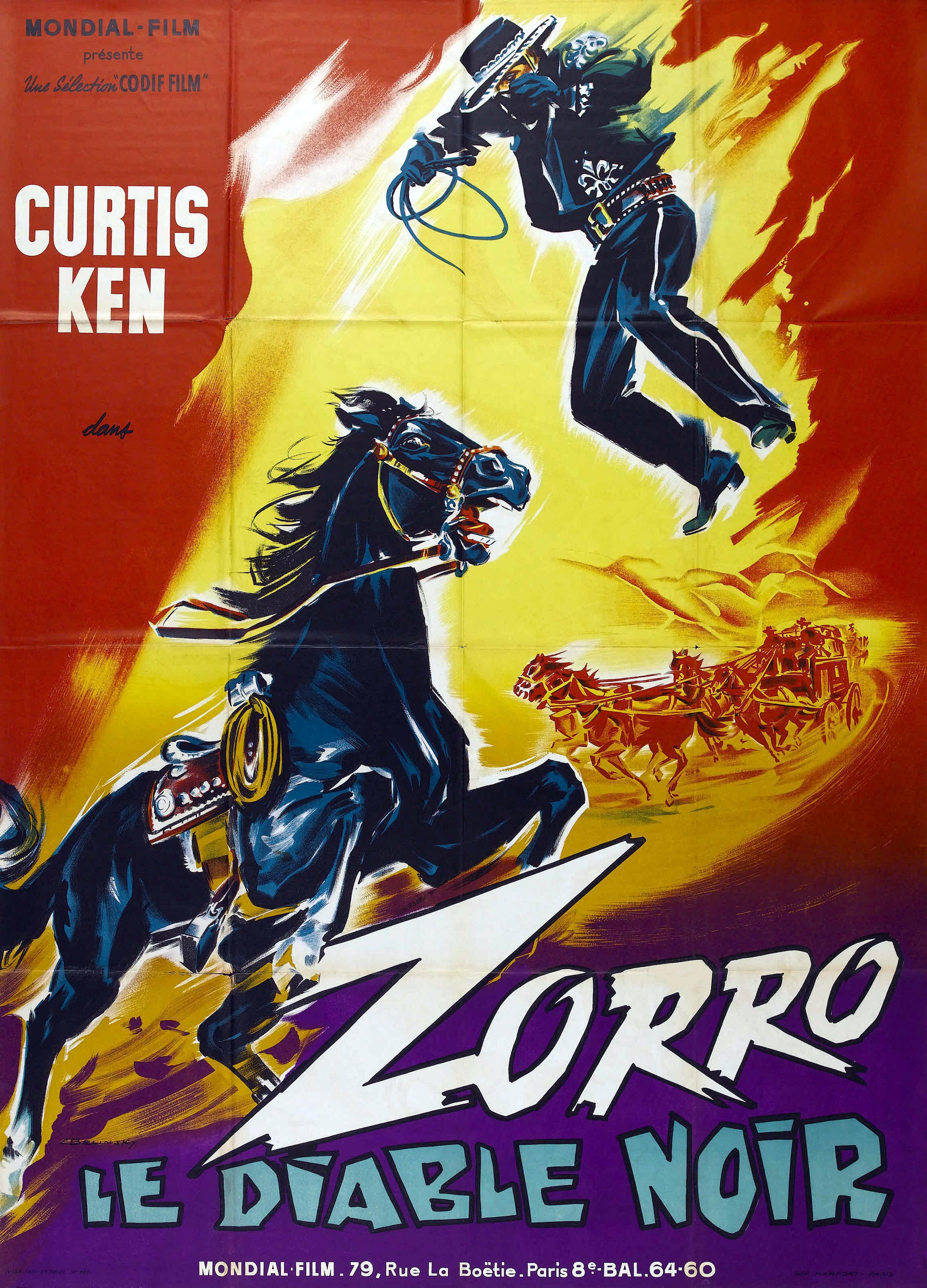 Zorros Black Whip