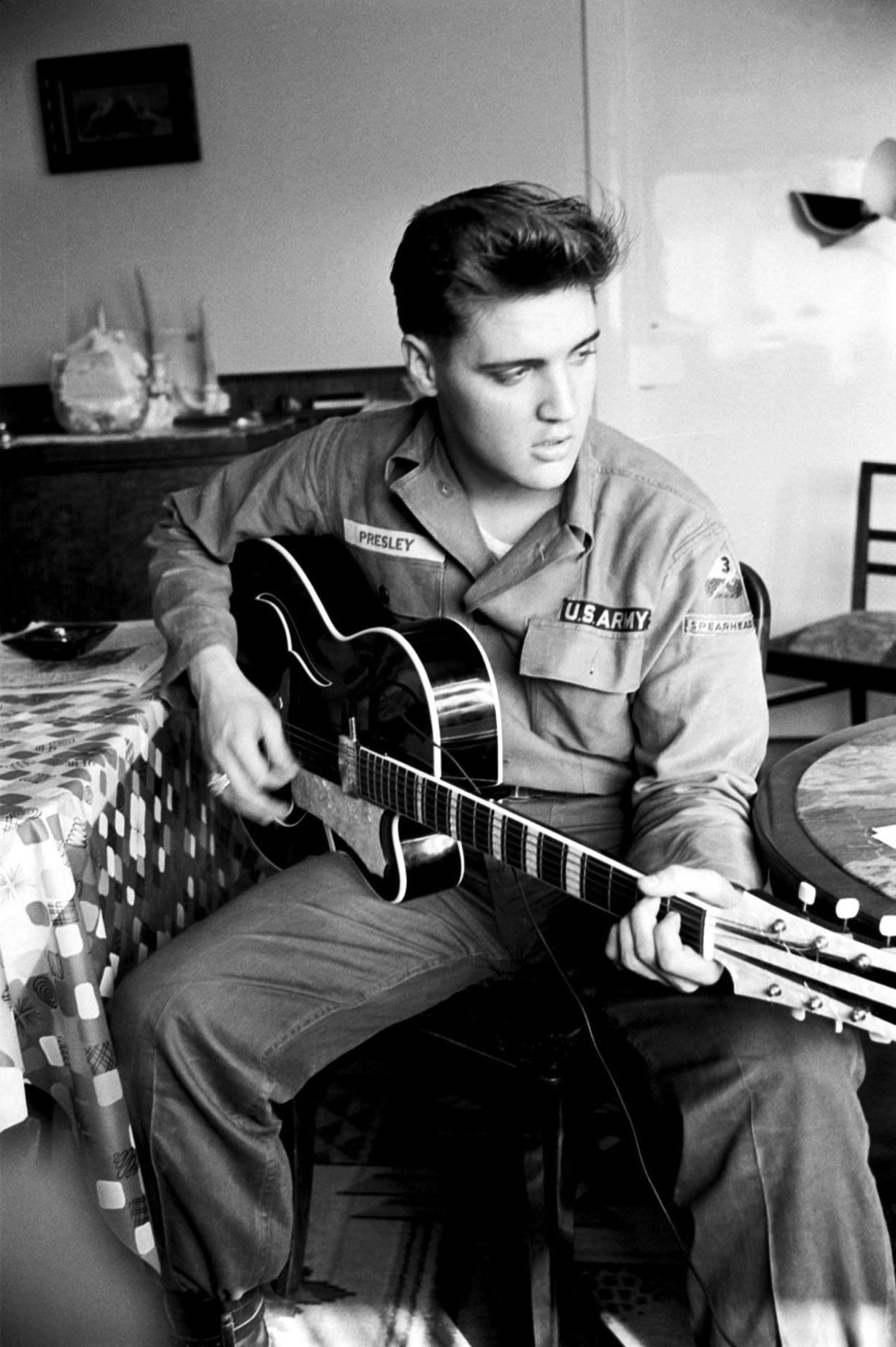 Elvis Presley-Annex