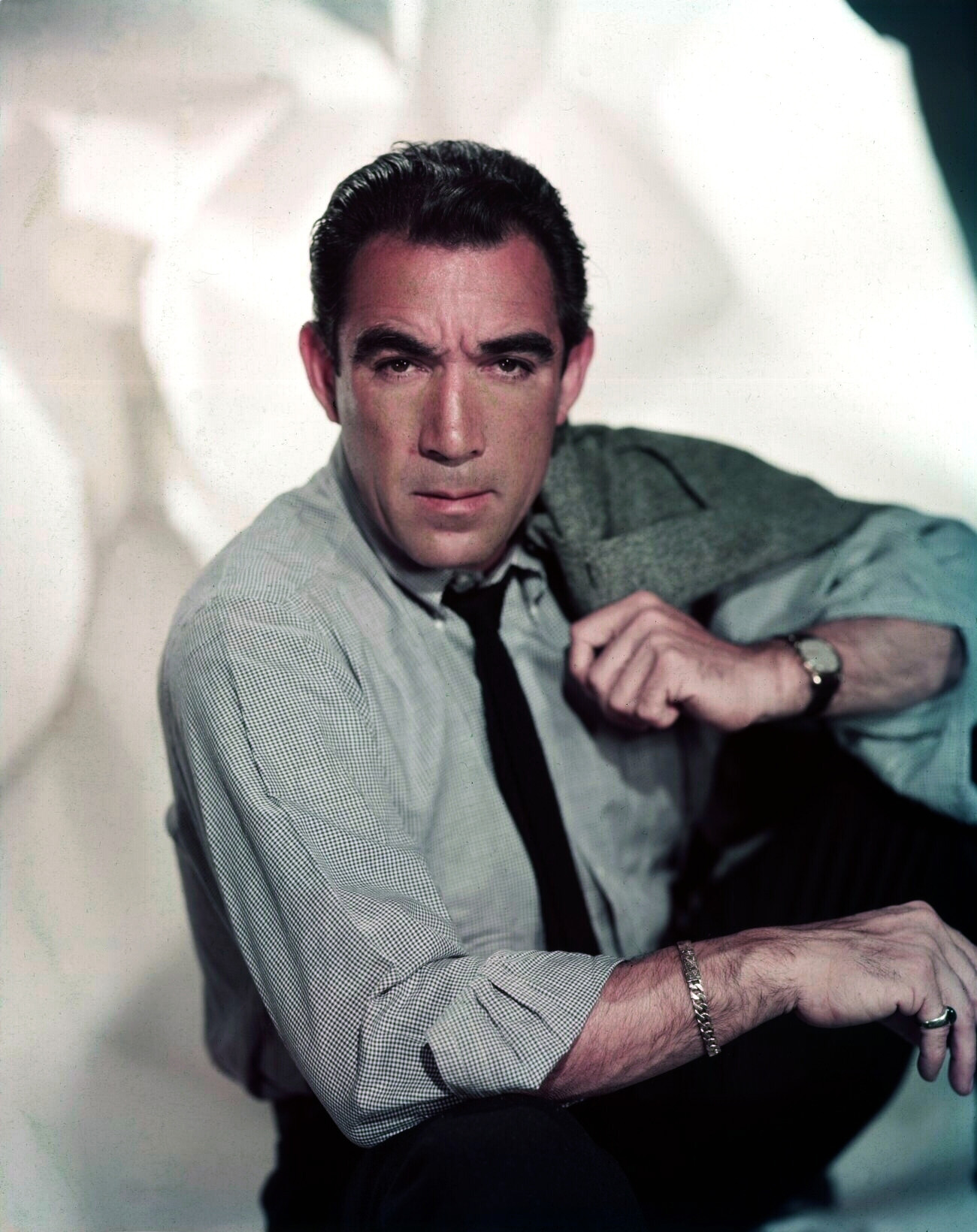 Anthony Quinn - Wallpaper Hot