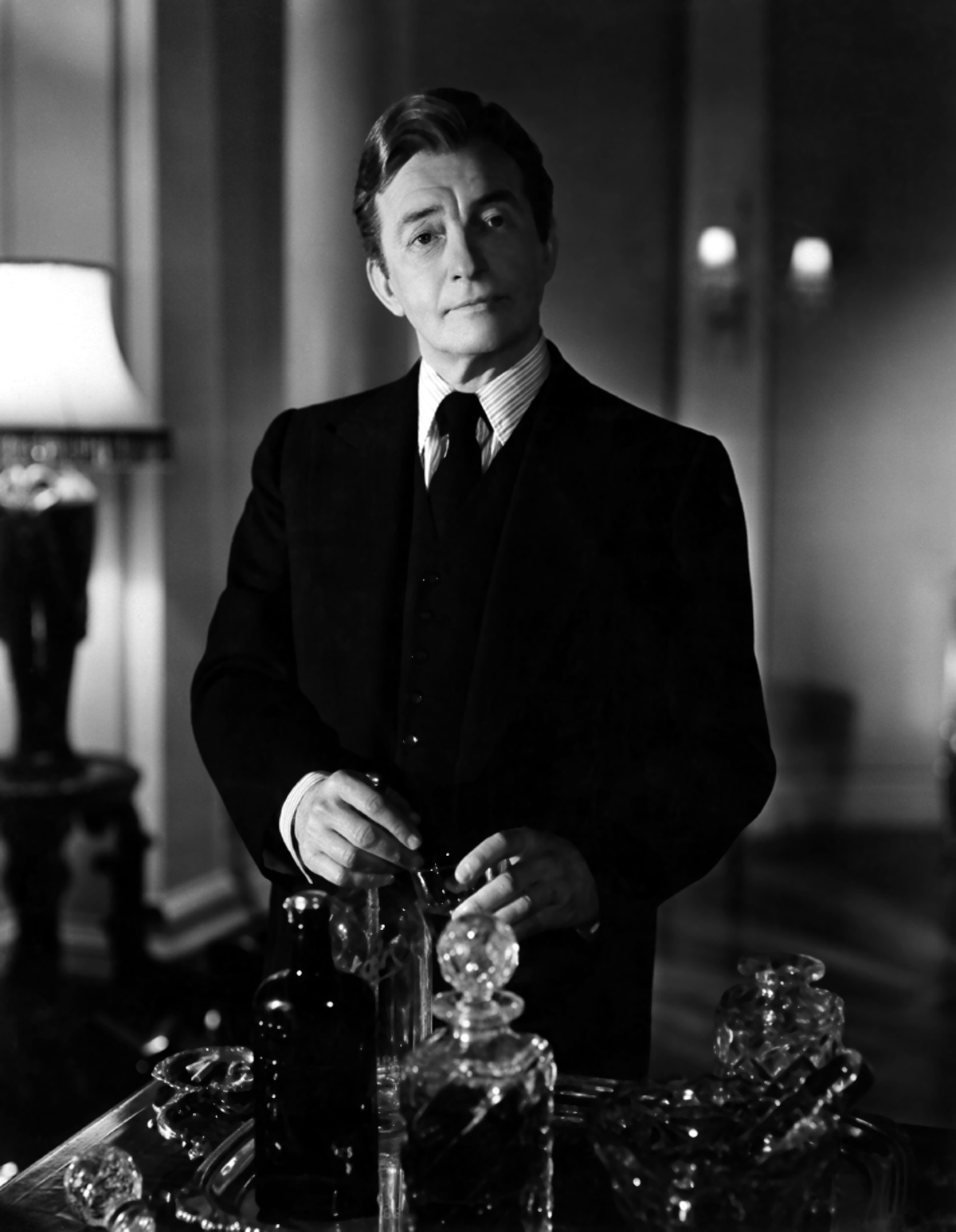 Claude Rains - Wallpaper