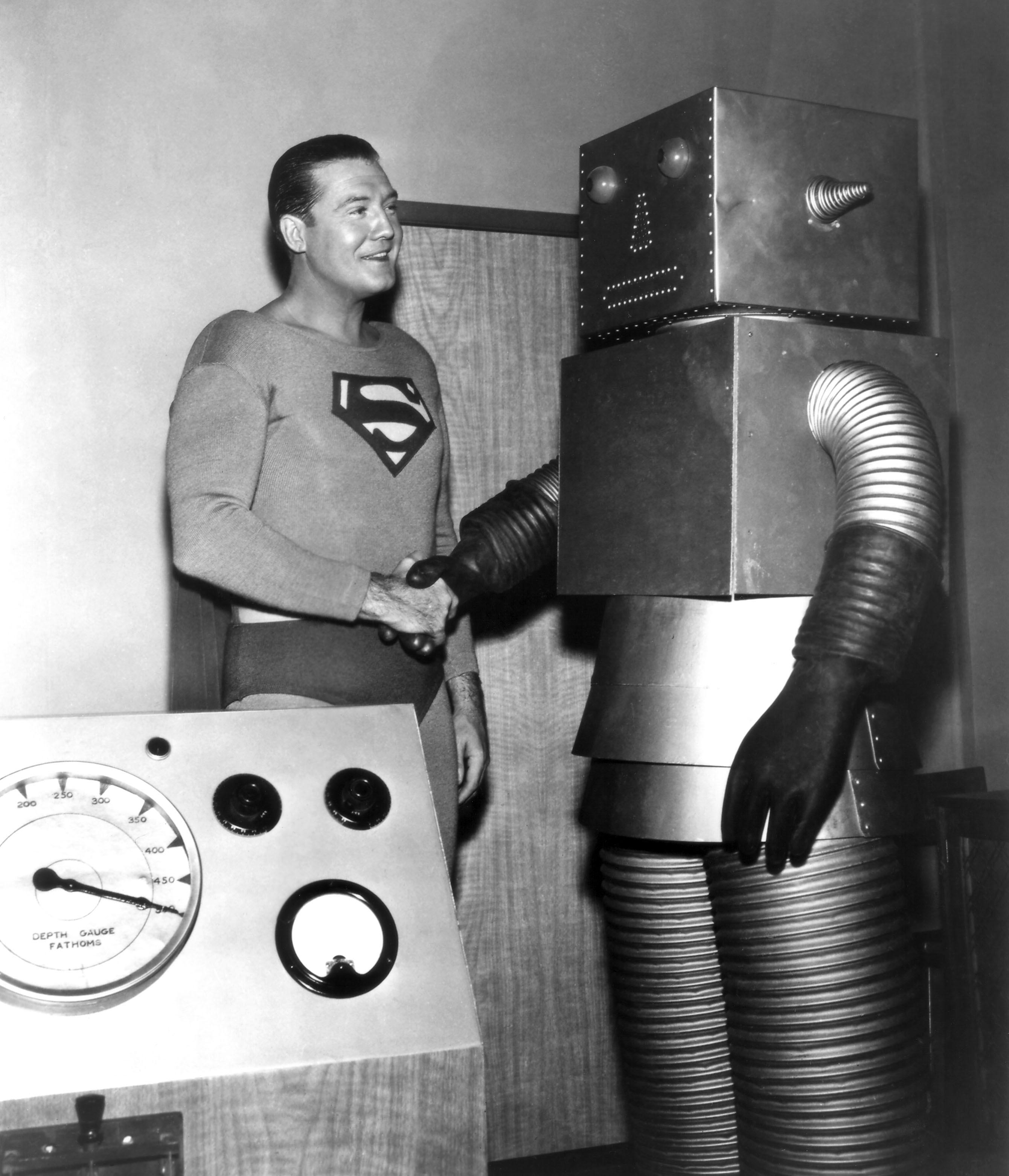 George Reeves Superman TV Series