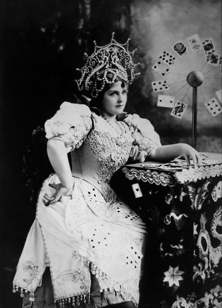 Lillian Russell Lillian Russell new photo