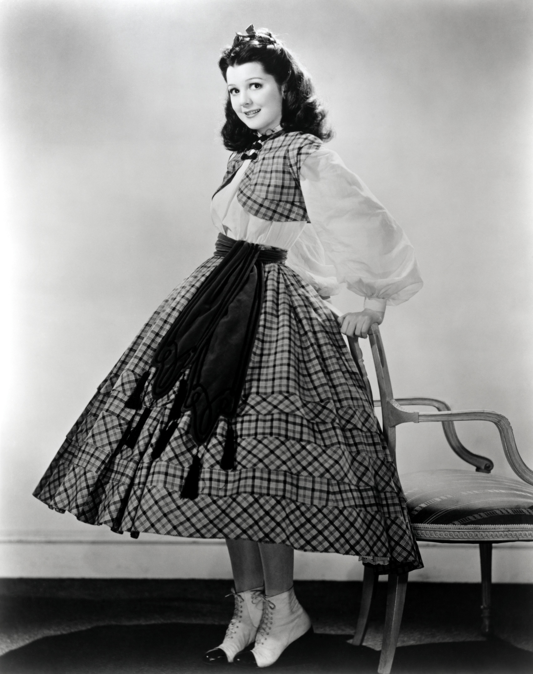 Ann rutherford for Who played scarlett o hara in gone with the wind