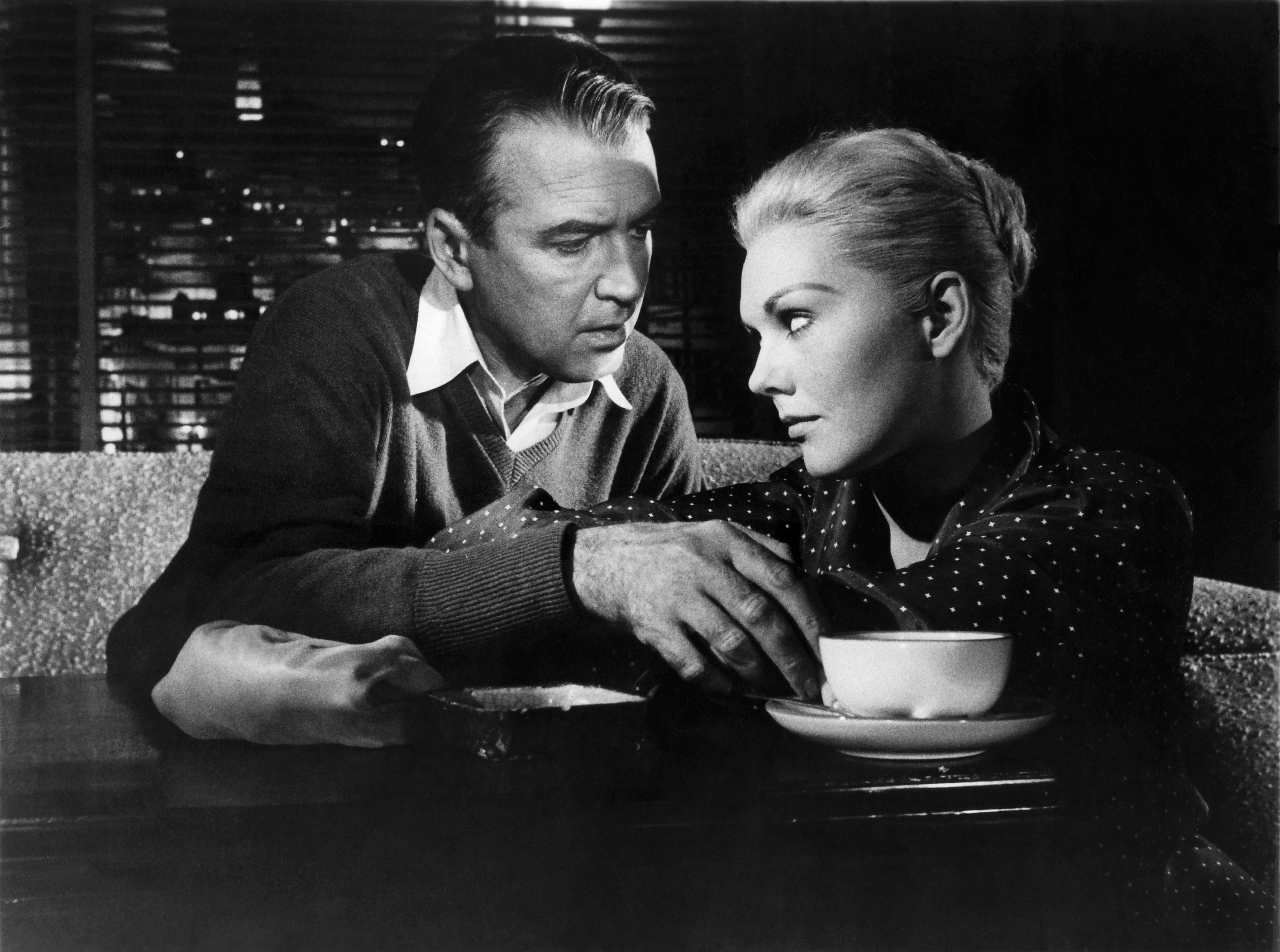 vertigo hitchcock Vertigo is prime though uneven hitchcock and with the potent marquee combination of james stewart and kim novak should prove to be a highly profitable enterprise at the boxoffice stewart, on camera almost constantly throughout the film's 126 minutes, comes through with a startlingly fine.