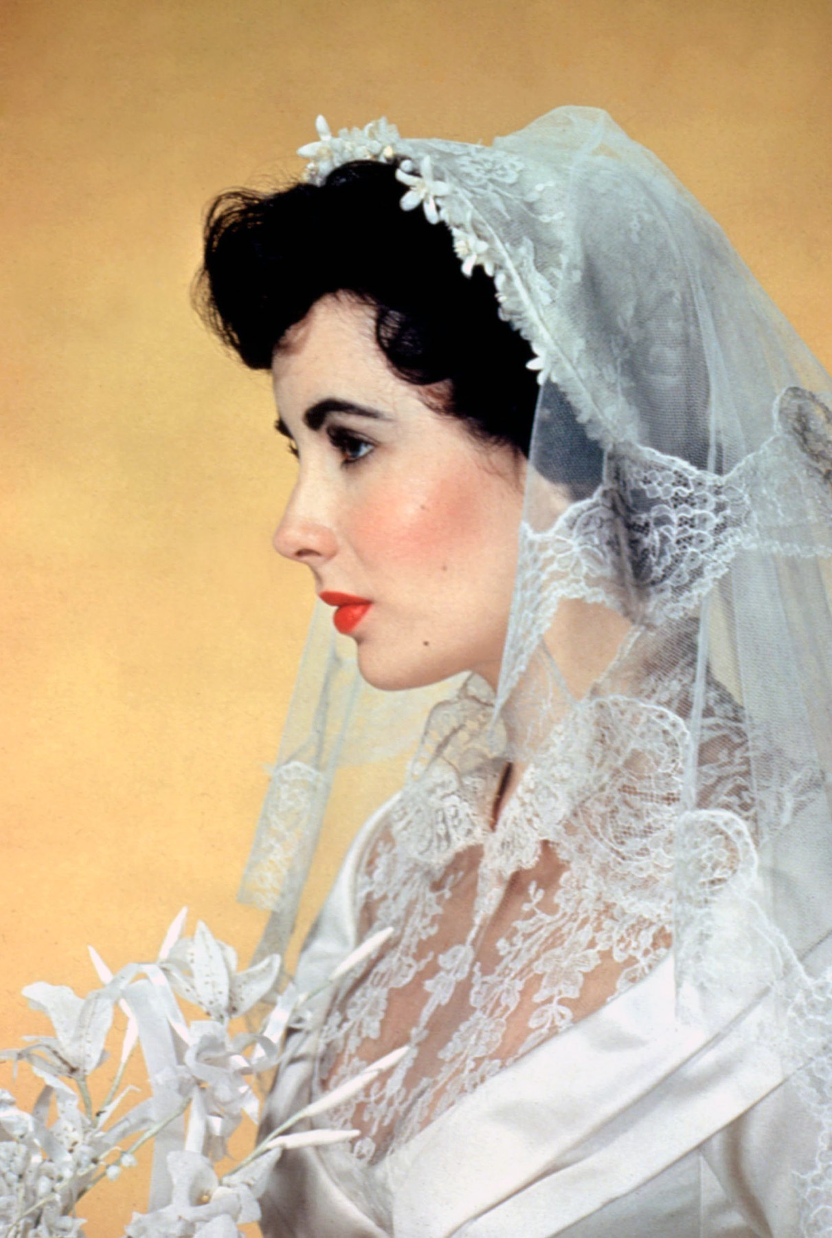 Father of the bride for Elizabeth taylor s wedding dresses