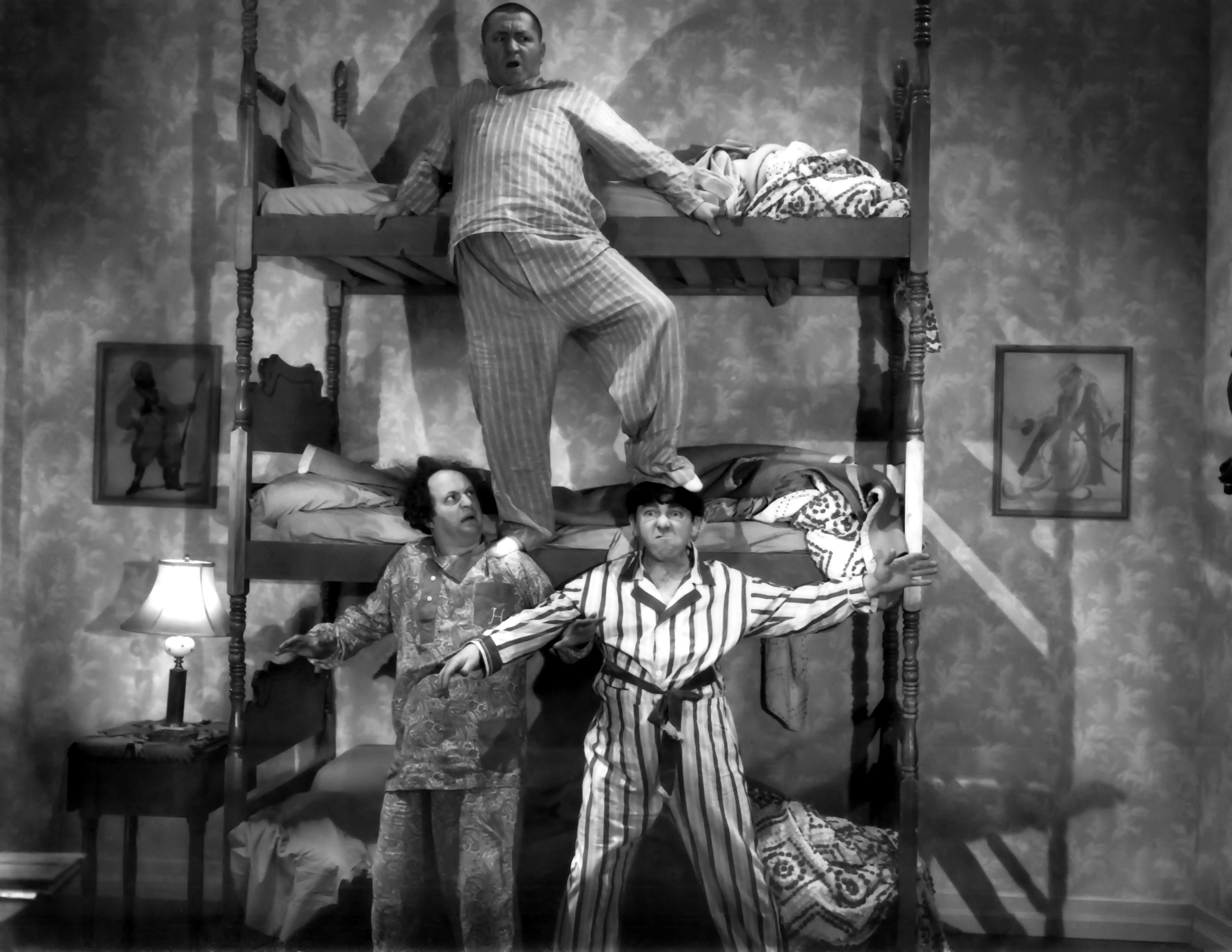 The Three Stooges Nrfpt
