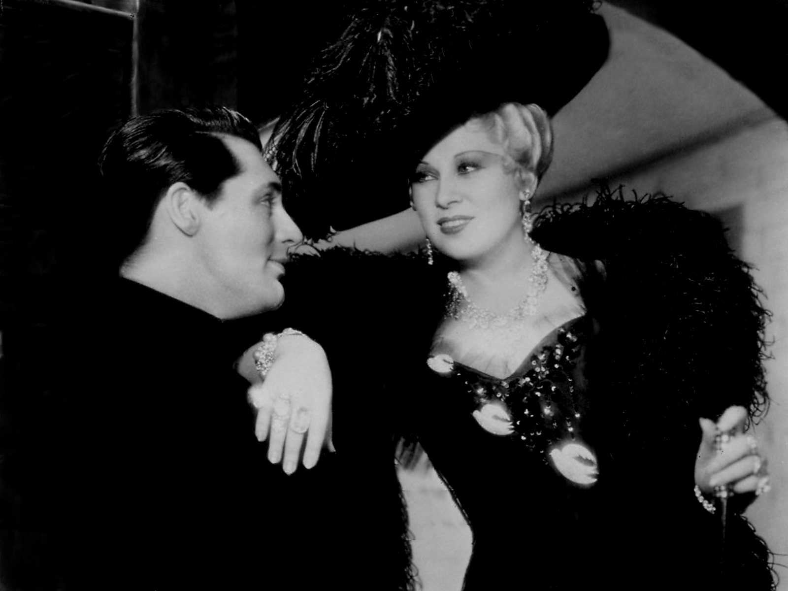 Image result for mae west she done him wrong