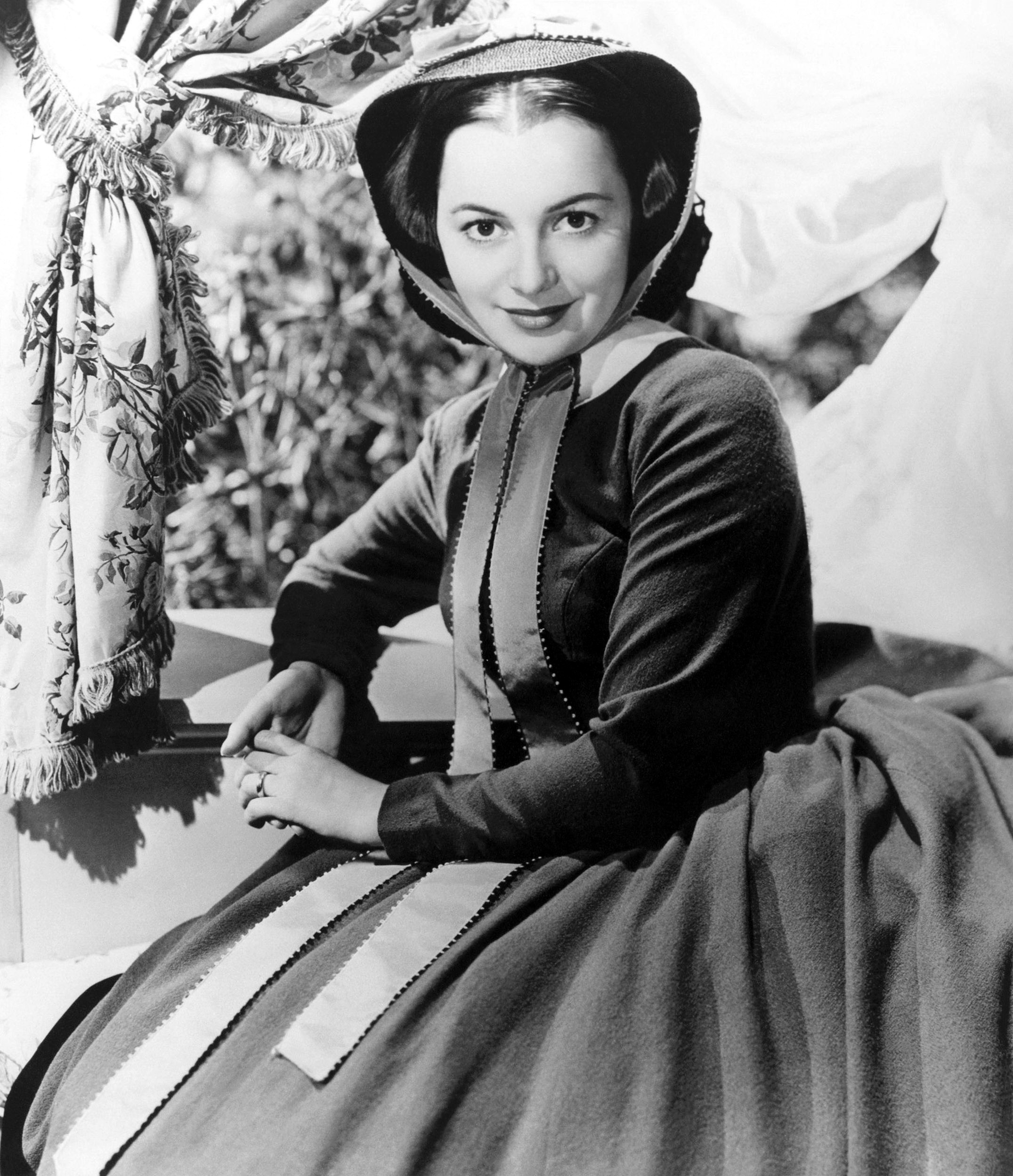 olivia de havilland annex
