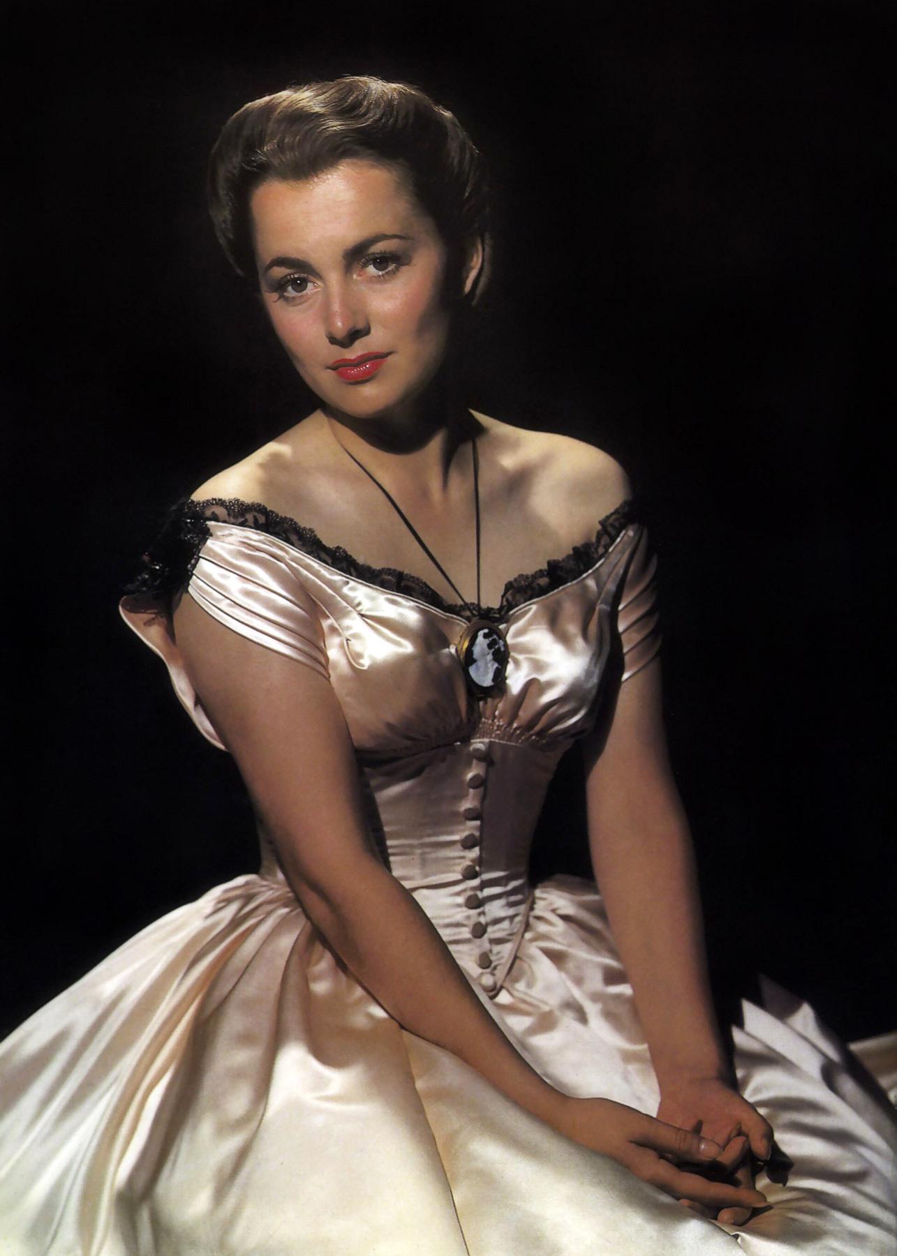 Olivia de Havilland-Annex